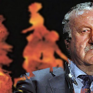 FIFA World Coach of the Year for Men's Football nominee Del Bosque of Spain attends a press conference before FIFA Ballon d'Or Gala in Zurich