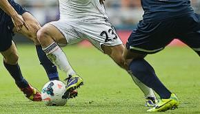 Real Madrid v MalagaLa Liga