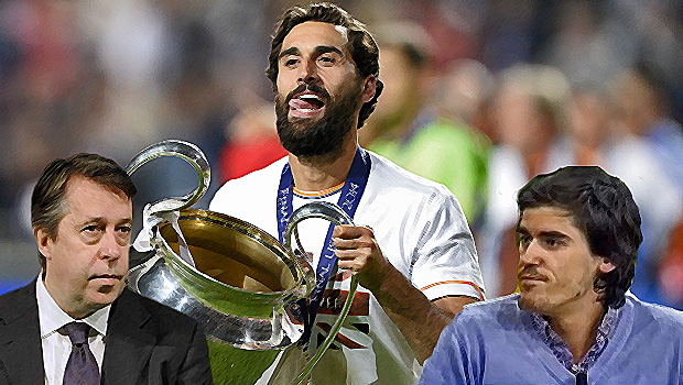 Álvaro Arbeloa was part of the Real Madrid squad who ended a 12-year wait for Champions League glory